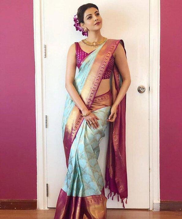 Pal Fashion Ban Saree 03